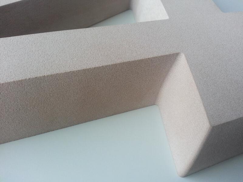 CNC Modelle aus PUR Hartschaum