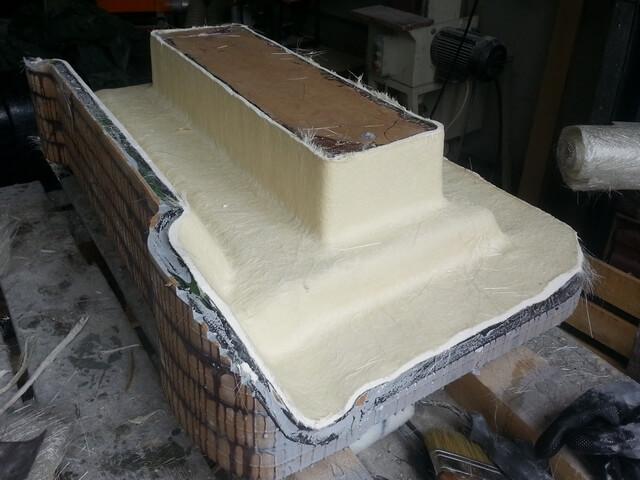 GFK Formenbau für Karosserieteile