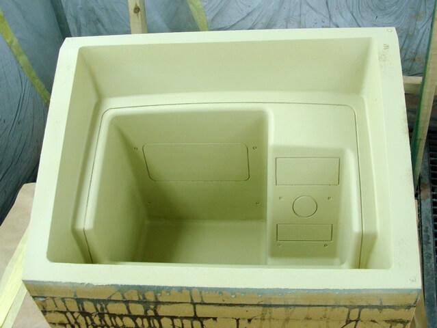 GFK Formenbau, Box, Abstellfach