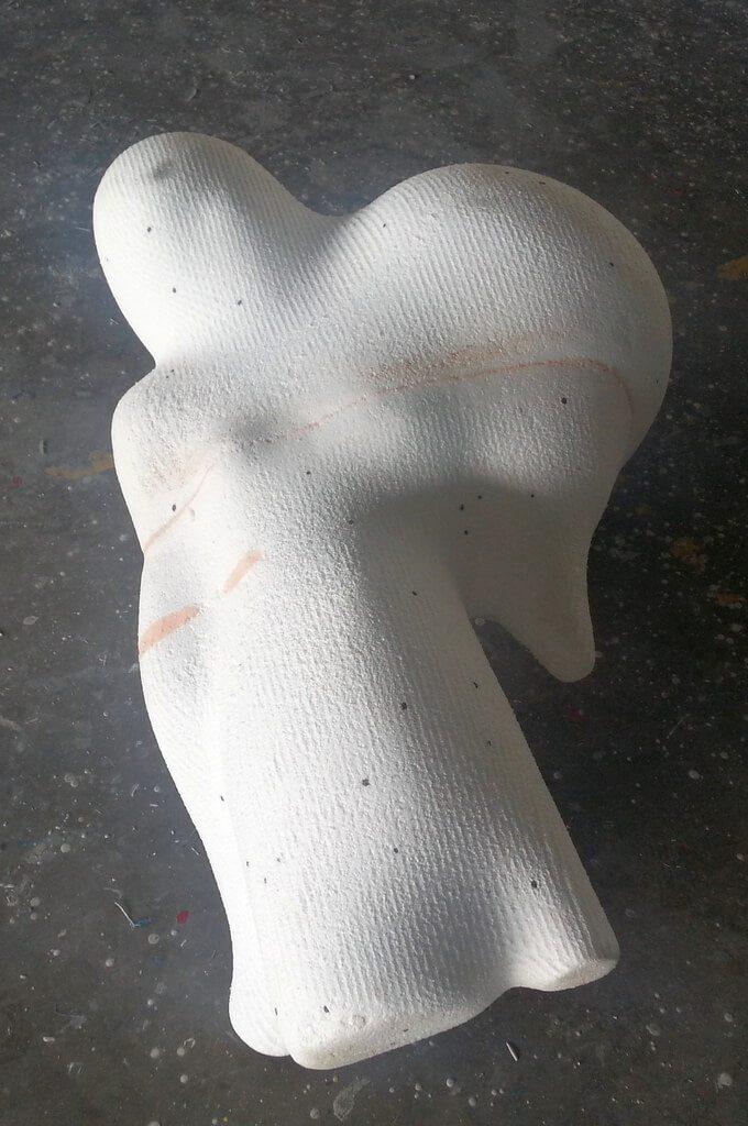 Kunstwerke aus Styropor, Skulpturen, Figuren